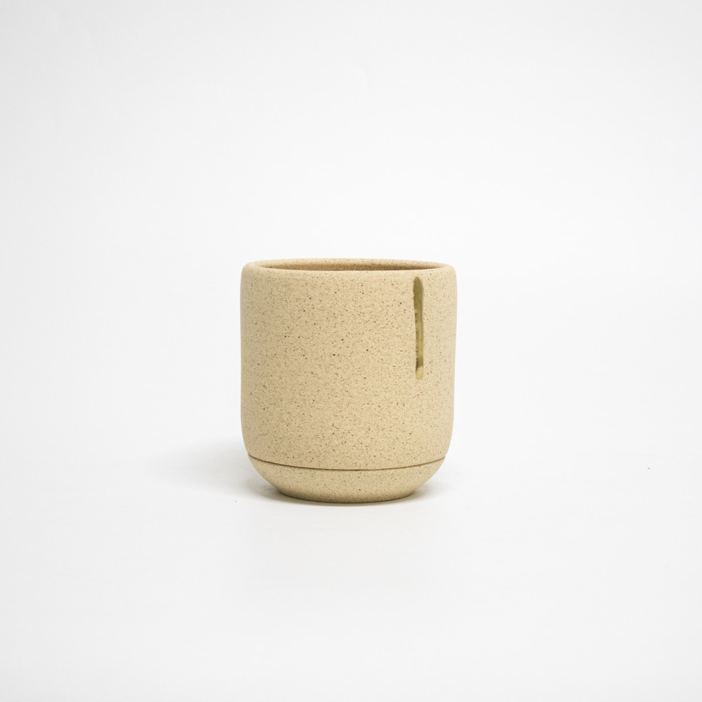 REEBORN No.136 | High fired-Yellow ivory-S