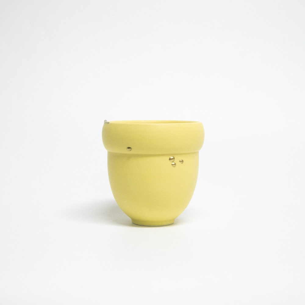 REEBORN No.134 | Lemon : Nut pot