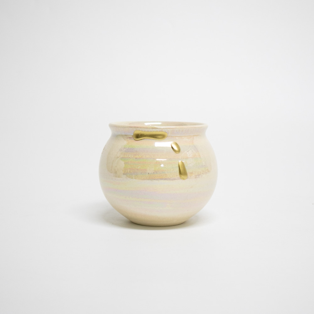 REEBORN No.145 | Pearl moon pot_09: type02