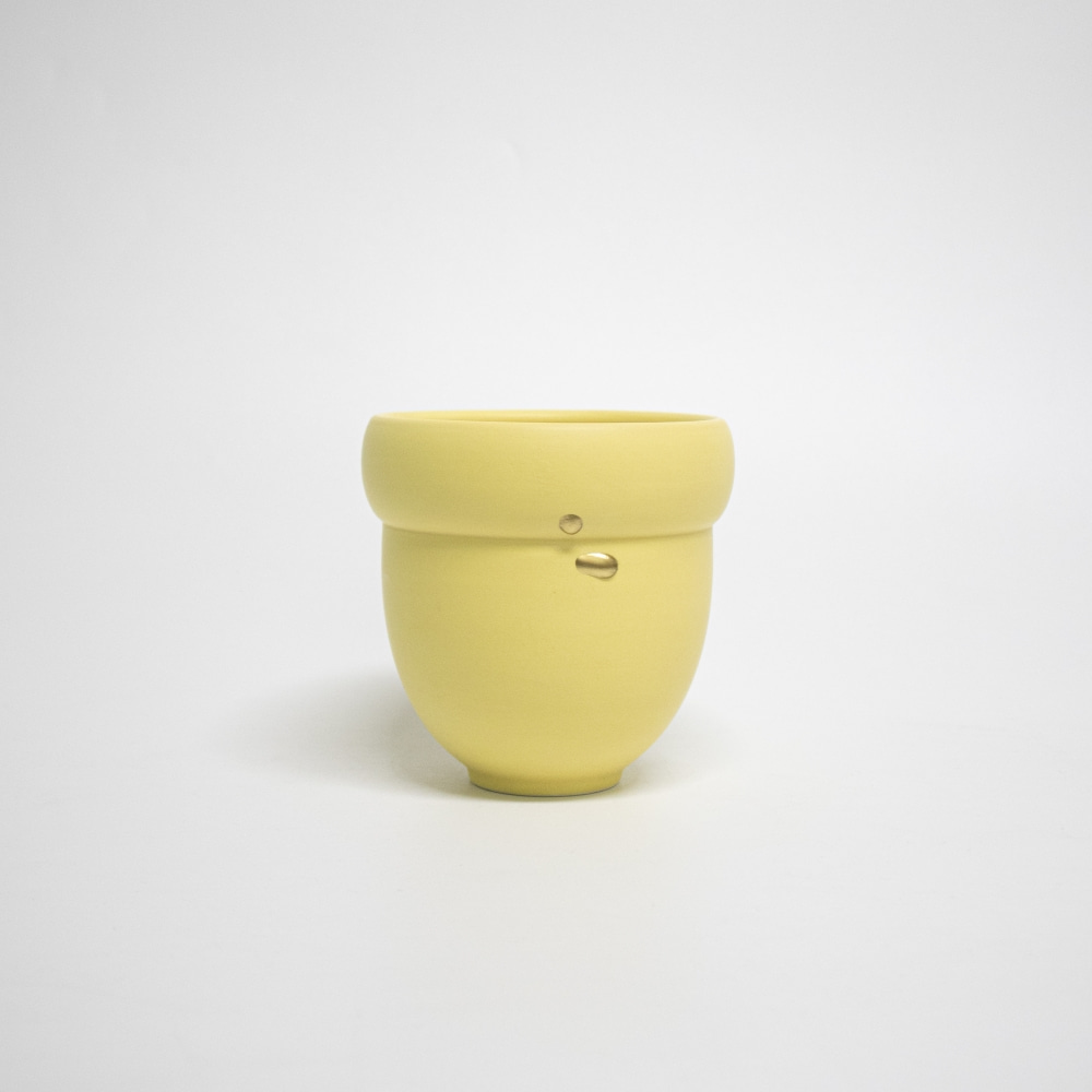 REEBORN No.149 | Lemon: Nut pot